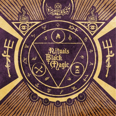 Rituals of Black Magic (2018) - Album CD - Signed/Autografato