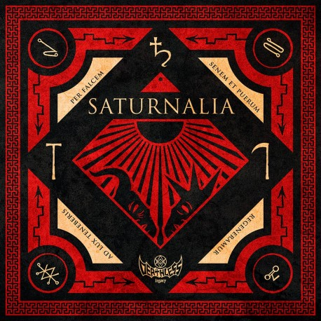 Saturnalia (2020) - Album CD + DVD - Signed/Autografato